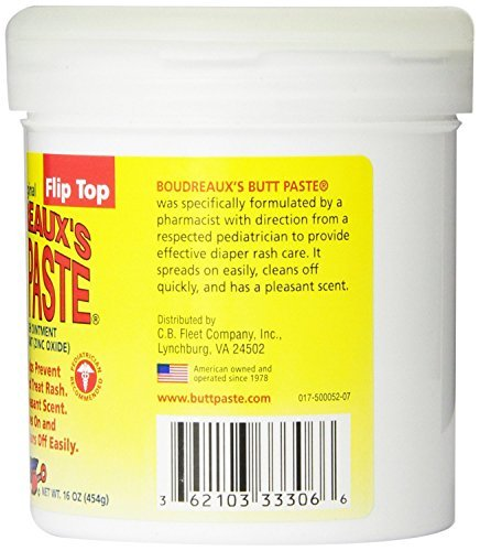 Boudreaux's Butt Paste 16 Oz (2 Pack)