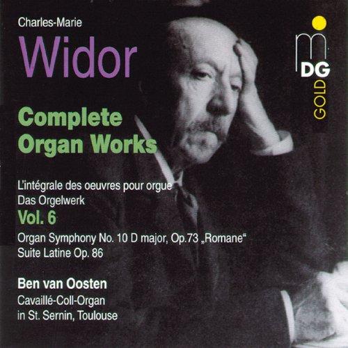 Widor: Complete Organ Works, Vol. 6 (Widor Organ)
