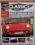 Classic & Sports Car, January 2008, Vol. 26 No. 10 (Porsche 911 Carrera 3.2, Bentley R-Type Continental, ASA, Harris Mann, Honda CRX, Merc 300SE, Chrysler Turbine)