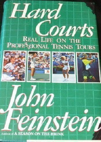 Book cover for Hard Courts