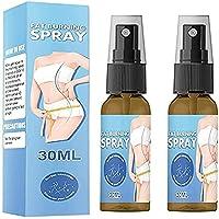 Fit Plus Huidverstrakking Spray, Vetverbrandende Spray Voor Buik, Anti-Cellulite Spray, Afslankspray Vetverbrander Voor…