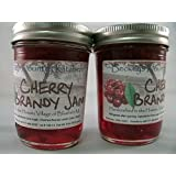 Jam of the Month Club, 2 Gourmet Jams a Month for 3 Months Holiday Gift, Gourmet Jam and Jellies, gift for Mom or Dad, Homemade