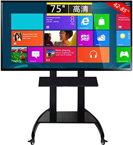 XDDan Base de TV móvil, TV móvil de la Compra Soporte TV, Monitor Mobile Holder, 42