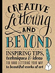 Creative Lettering and Beyond combines the artistic talents, inspirational tips, and tutorials of four professional hand letterers and calligraphers for a dynamic and interactive learning experience. After a brief introduction...