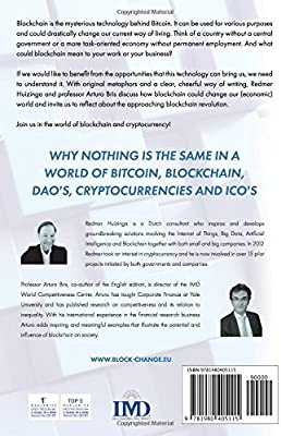 Blockchange!: How to survive the crypto economy     - Amazon fr