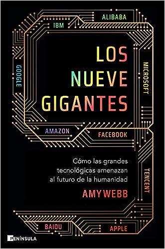 Los nueve gigantes de Amy Webb
