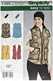 Simplicity patterns-use these patterns to create your own wardrobe masterpiece. This package contains simplicity misses jackets coats-16-18-20-22-24.