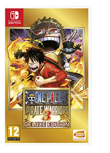 One Piece Pirate Warriors 3 Deluxe Edition (Nintendo Switch) ()