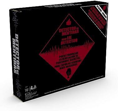 Hasbro Gaming - Juego de mesa Detector de mentiras (Hasbro ...