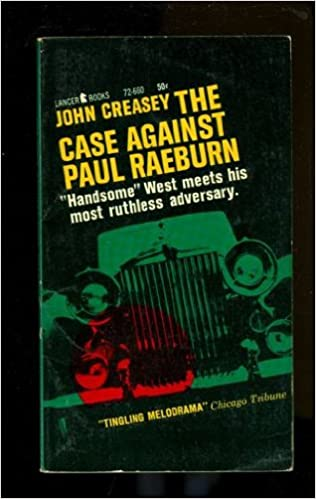 Book The Case Against Paul Raeburn