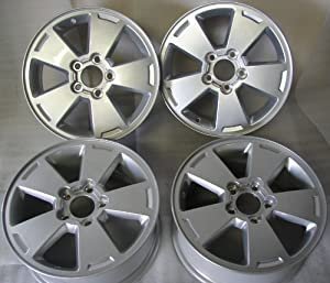 Amazon Com Set 16 Quot Impala 5 Lug Alloy Factory Wheels Rims