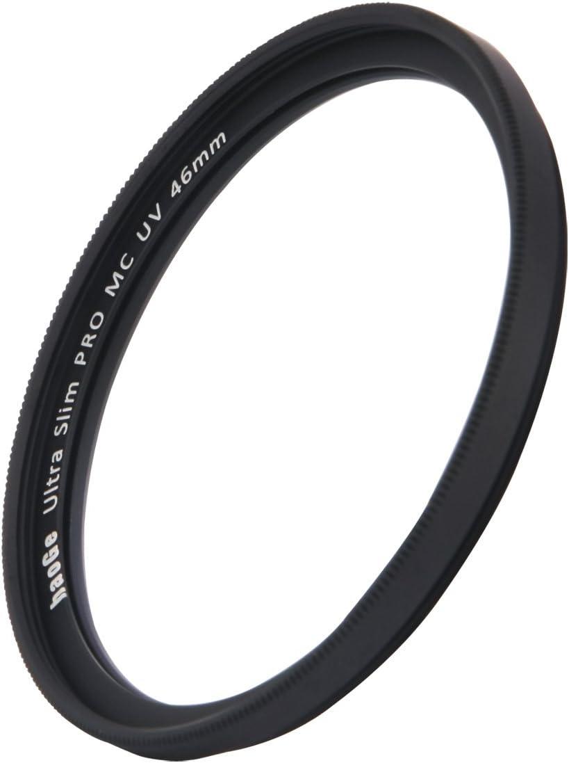Haoge 37mm Ultra Slim MC UV Protection Multicoated Ultraviolet Lens Filter for Canon Nikon Sony Minolta Pentax Olympus Panasonic Leica Zeiss Tamron Digital Camera DSLR Lens