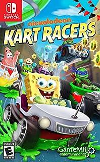 Nickelodeon Kart Racers Nintendo Switch Games and Software (B07GVSBQXH) | Amazon price tracker / tracking, Amazon price history charts, Amazon price watches, Amazon price drop alerts