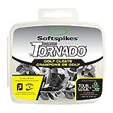 Soft Spikes SSTTLKT-SB Silver Tornado Golf Cleats-Tour Lock