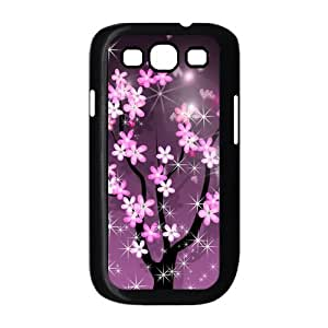 Sparkling Spring Sakura Beautiful Fashion Hard Case Cover for Galaxy S3 I9300 by Maris's Diary
