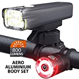 Best Cree Bike Lights - BrightRoad USB Rechargeable Bike Light: Super Bright 800 Review