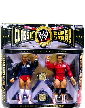 arn anderson action figure - 3
