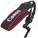 Genuine Canon Camera Durable Nylon Shoulder Neck Strap Belt for Canon EOS series DSLR SLR VBG-36243