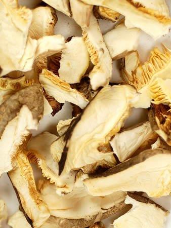 Dried Sliced Shiitake Mushrooms - 1 Oz. Bag - Dehydrated Edible Gourmet Lentinula Edodes Fungi: Shitake