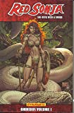 Red Sonja 1: She-devil With a Sword (Red Sonja Omnibus Tp)