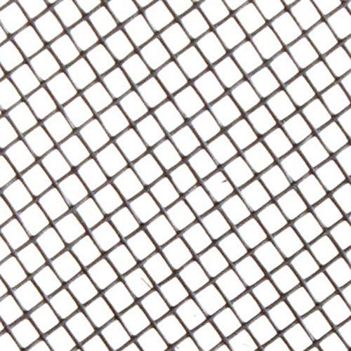 FairytaleMM Malla anti-mosquitos Parches de alambres pegajosos Ventana de verano Mosquitera Reparaci/ón de agujeros rotos en la ventana de la ventana Puerta blanca