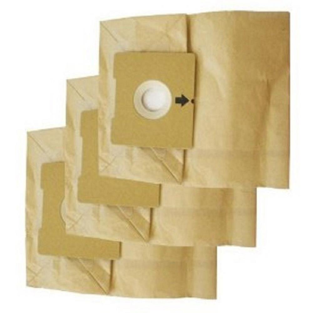 Household Supplies & Cleaning NEW Bissell Model 4122 Zing Canister Vacuum Cleaner Paper Bags 3 Pk Part # 2138425 SHIP FROM USA