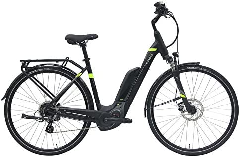 ZEG Mujer E-Bike 28 pulgadas negro – Pegasus Solero E8 SPORT CX ...