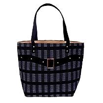 Womaniya Womens Handbag Black Woman1151