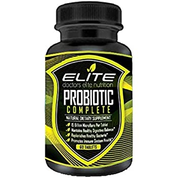 Amazon Com The Best Probiotic Supplement With 40 Billion