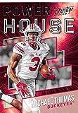 2018 Prestige NFL Power House #PH-MT Michael Thomas Ohio State Buckeyes Panini Football Card