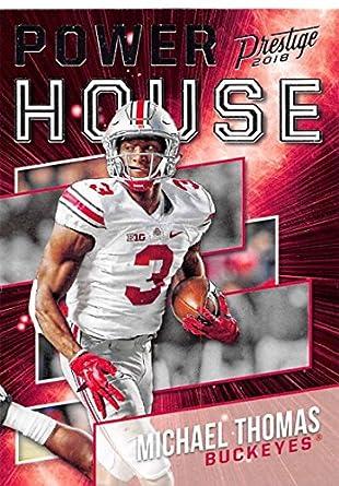 c447f4cdc 2018 Prestige NFL Power House  PH-MT Michael Thomas Ohio State Buckeyes  Panini Football