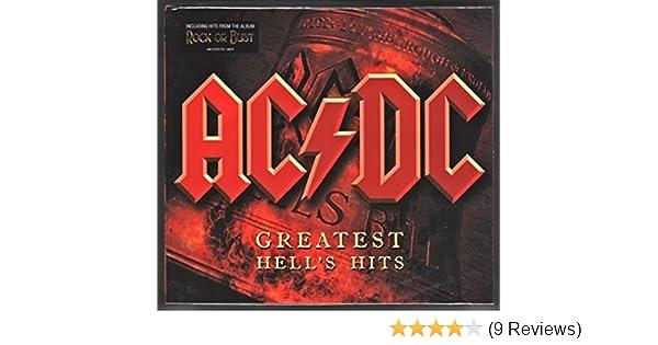ac dc greatest hells hits 2cd set in digipak