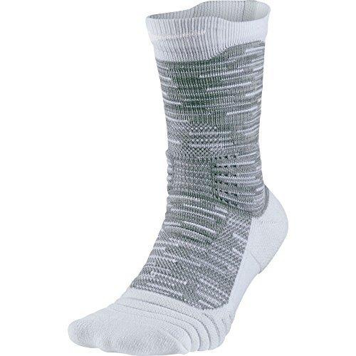 Nike Elite Versatility Crew Basketball Socks (Small, Cool...