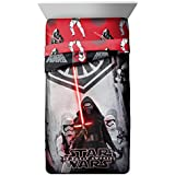Star Wars Ep7 Rule Galaxy Twin/Full Reversible Comforter