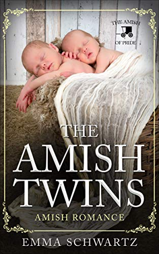 The Amish Twins: Amish Romance (The Amish of Pride Book 1) by [Schwartz, Emma]
