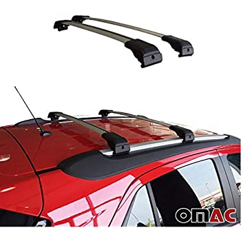 Amazon Com 2013 2014 Buick Encore Gm Roof Rack Cross Rail