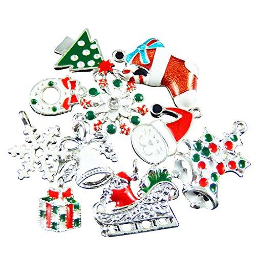 JulieWang Christmas Pendant Findings Randomly product image