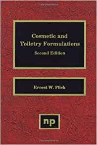 Cosmetic and toiletry formulations volume 8 2nd edition download