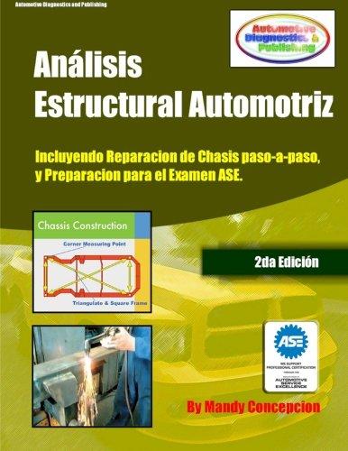 Descargar Libro Análisis Estructural Automotriz: : Volume 1 Mandy Concepcion