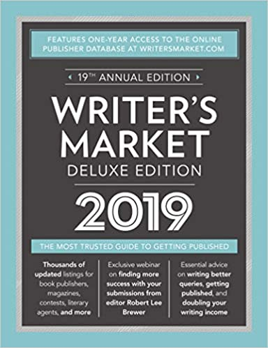 Writer's Market Deluxe Edition 2019: The Most Trusted Guide