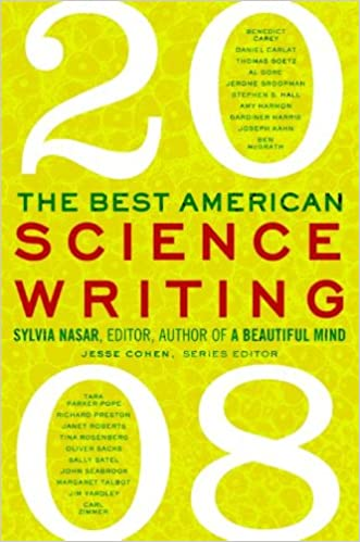 best american science writing essays