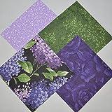 quilting pre cut kits - Lilacs 4