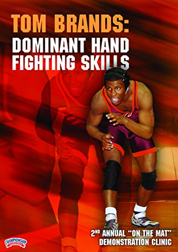 Championship Productions tom Brands: Dominant Hand Fighting Skills DVD by Championship Productions