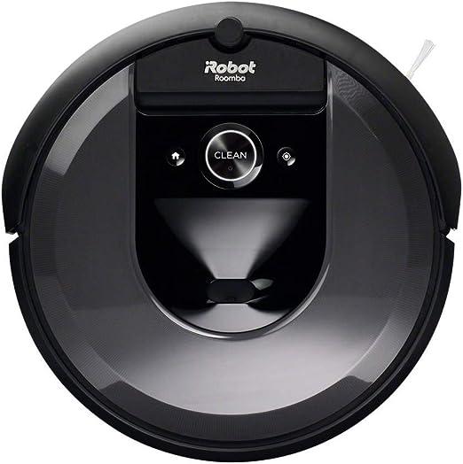iRobot Roomba i7 aspiradora robotizada Sin bolsa Negro 0,4 L ...