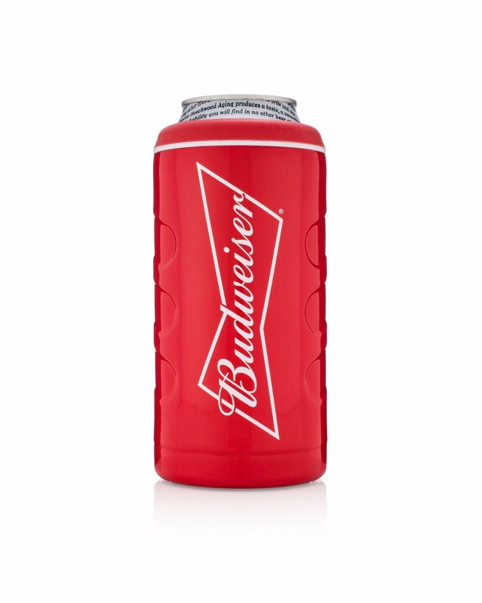 Budweiser Brumate Hopsulator Stainless Steel Can Insulator