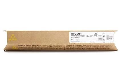 Ricoh Aficio MP C 2030 (841199) - original - Toner yellow - 5.500 ...