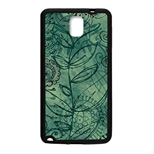 Artistic aesthetic flowers fashion phone case for samsung galaxy note3