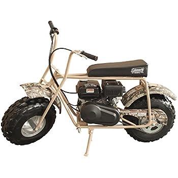Amazon.com: Coleman Powersports CT200U-Camo Motocicleta en ...