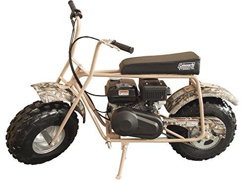 Coleman Powersports CT200-AC Mini Bike