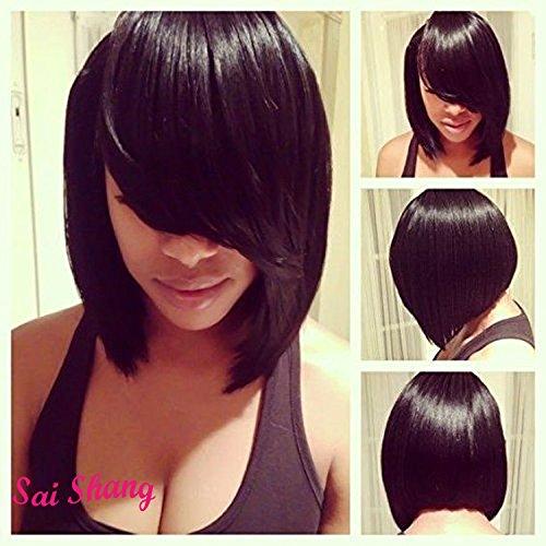 100% Human Hair Wigs - 2